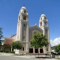 St. Vincent de Paul Catholic Church in Petaluma, CA, Петалума