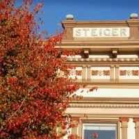 Steiger Building, Petaluma, California, Петалума