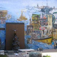 Heritage Plaza Mural 2001, Питтсбург