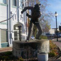 Pittsburg Marina Statue, Питтсбург