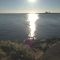 Sun Reflection on Marina, Питтсбург