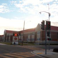 Pittsburg High School, Питтсбург