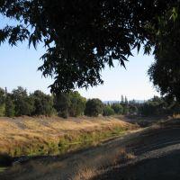 Walnut Creek, CA Flood Control Channel, Плисант-Хилл