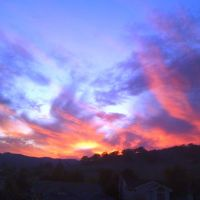 NorCal Sunset, Плисант-Хилл