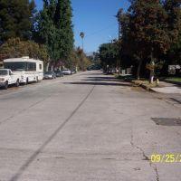 n gibbs street, Помона