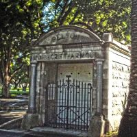 Pomona Graveyard, Помона