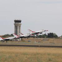 Thunderbirds are Go!!!!, Ранчо-Кордова