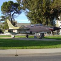 "F-105G ""Wild Weasel"", Ранчо-Кордова"