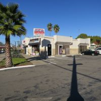 Small strip mall off of Mather Field near Folsom Blvd., Ранчо-Кордова