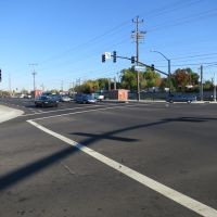 Intersection of Folsom Blvd, Paseo Dr, and Mather Field Rd. (2/2), Ранчо-Кордова