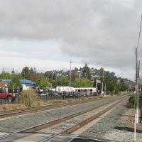 caltrain lines, Редвуд-Сити