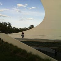 Sundial Bridge In Redding California, Реддинг