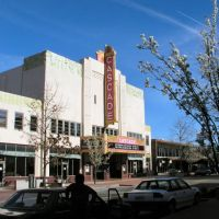 Cascade Theatre, Реддинг