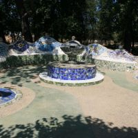 Fountain, Реддинг