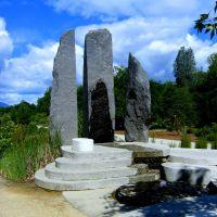 Faux Stonehenge, Реддинг