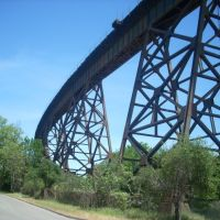 Train Bridge, Реддинг