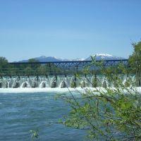 Diversion Dam, Реддинг