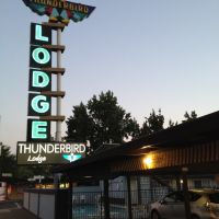 Thunderbird Lodge, Redding, California, USA, Реддинг