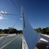 Sundial Bridge, Реддинг