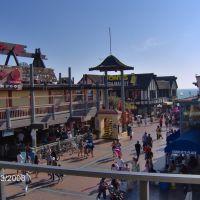 Redondo Beach Pier, Редондо-Бич
