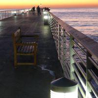 Hermosa Beach Pier, Редондо-Бич