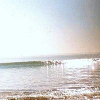 Early morning surf, Редондо-Бич