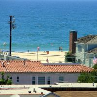 Hermosa Beach. LA, Ca., Редондо-Бич