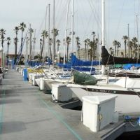 King Harbor in Redondo Beach, Редондо-Бич