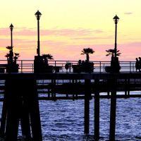 Redondo Sunset • Redondo Beach, Редондо-Бич