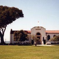 Redondo Beach - Veterans Park - Public Library, Редондо-Бич