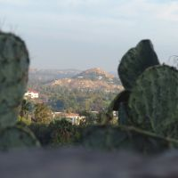 From Mt. Rubidoux Looking Tword Pachappa Hill, Риверсайд