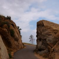 Rock Formation, Mt. Rubidoux, Риверсайд