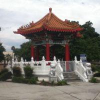 Chinese Memorial Pavilion, Риверсайд