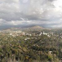 Riverside, CA from Mount Rubidoux, Риверсайд