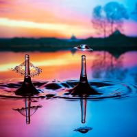 Momentary Liquid Art, Риверсайд