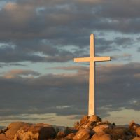 Mt. Rubidoux Cross, Риверсайд