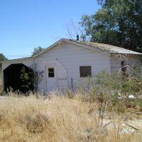 Old House on Church Street, Ridgecrest, CA, Риджкрест