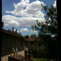 Beautiful Blue Sky, Риджкрест