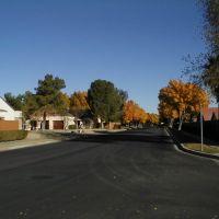 Ridgecrest, CA - Looking north on Heritage Dr., Риджкрест