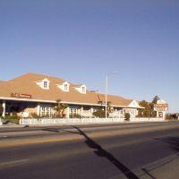 Ridgecrest, CA - Carriage Inn photo 2, Риджкрест