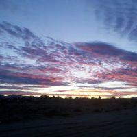 Ridgecrest Sunset, Риджкрест