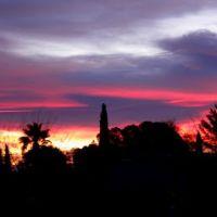 Sunrise in Ridgecrest, Риджкрест