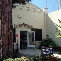 Reedley Museum, Reedley, CA, Ридли