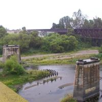 Kings River Crossing, Reedley, Ca.  (View Northwest), Ридли