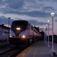 Amtrac, Richmond Station, US, Ричмонд