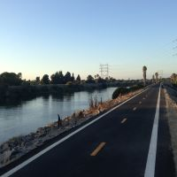 San Gabriel bike path (Oct 7, 2012), Россмур