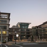 CalPERS Headquarters from R and 4th St., Сакраменто