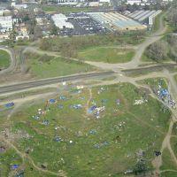 Tent City, Сакраменто