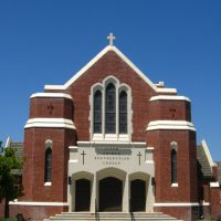 First United Presbyterian Church, Салинас