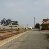 Salinas Amtrak station, Салинас